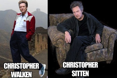 Christopher Walken - Christopher Sitten