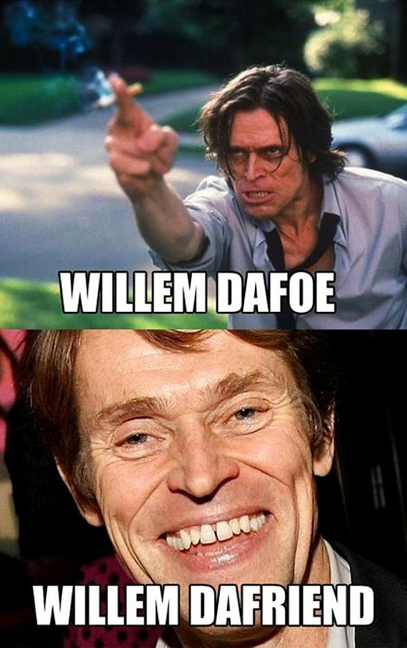 William Dafoe - William Dafriend